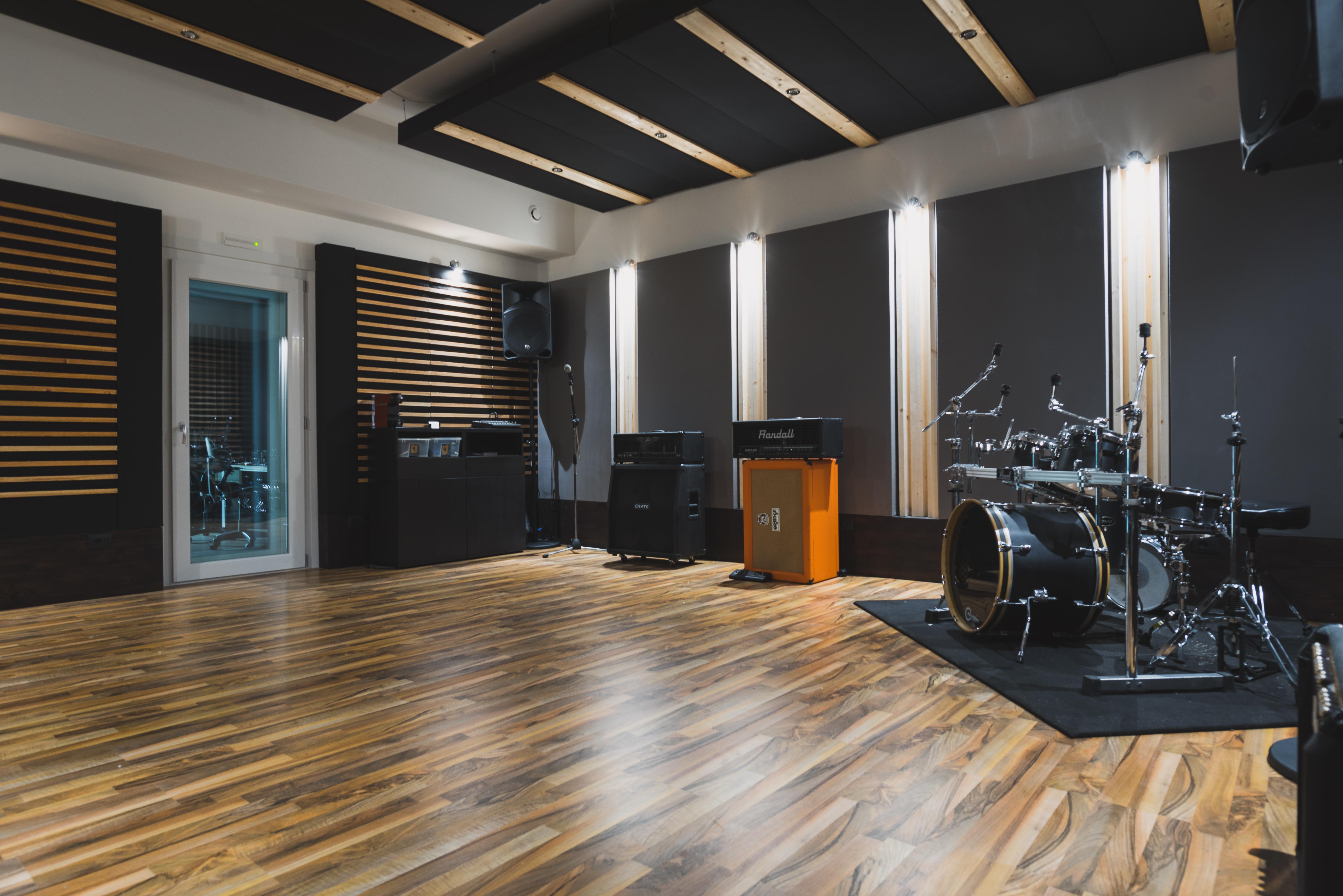Nuova Sala Prove/Ripresa Art Distillery Studios